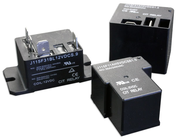 50 Amp Relay | 240VAC Relay | CIT Relay and Switch  Amp Relay Wiring Box on