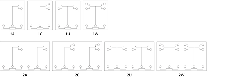 Dual Relays Auto Electrical Relays Cit Relay And Switch