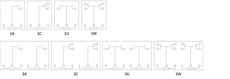 dual relays